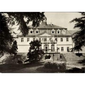 Ak Berggießhübel in Sachsen, Blick vom Park auf das Paul Linde Haus - 1109262