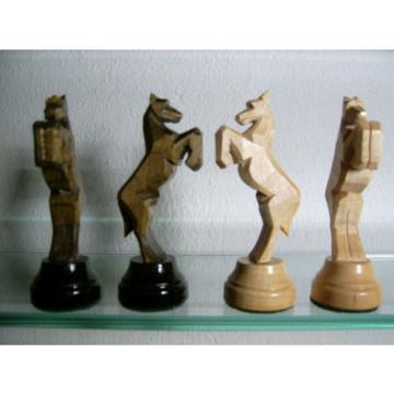 Schachfiguren,Eifel,um 1920-1940,Linde,Original Schatulle,Sammler,Spieler,Schach