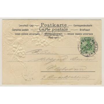 NEUENSTADT a d Linde / OA Neckarsulm / Wein Weinbau Winzer * Präge-AK um 1900