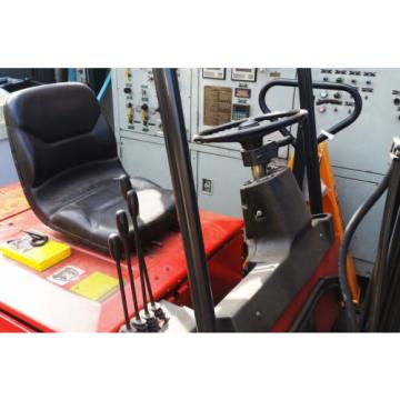 Baker Linde B-35-TES 32 Volt Electric Forklift Truck