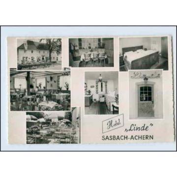 """Y3347/ Sasbach-Achern Hotel """"Linde"""" AK"""