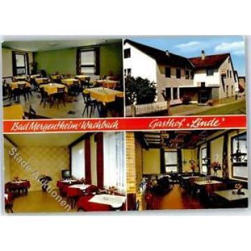 51476315 - Bad Mergentheim Gasthaus Linde Preissenkung