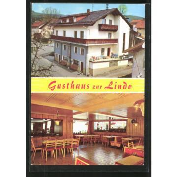 tolle AK Arnbruck, Cafe und Pension Göller, Gasthaus zur Linde