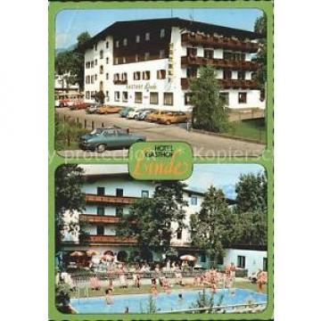 72051006 Woergl Angerberg Hotel Gasthof Linde Swimmingpool Angerberg Tirol