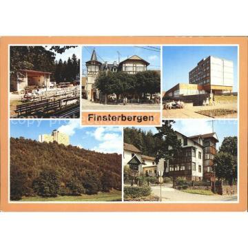 72324607 Finsterbergen Hotel zur Linde Naturpark Hoellrod Erholungsheime Finster