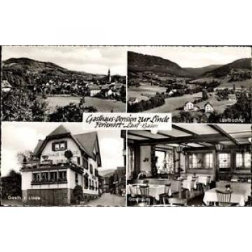 Ak Lauf in Baden Württemberg, Stadtansichten, Gasthof zur Linde - 1528484