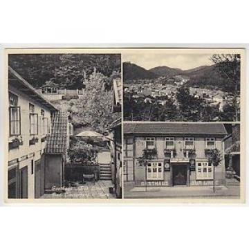 37431 Bad Lauterberg Gasthaus zur Linde   (50198)