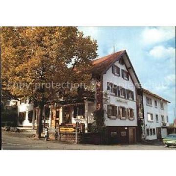 72542896 Neusatz Buehl Gasthaus zur Linde  Buehl