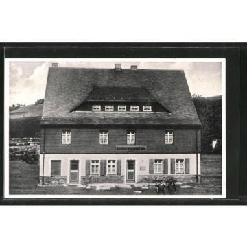 schöne AK Erla-Crandorf, Gasthaus zur grünen Linde