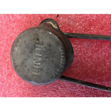 F8 Vintage Linde Made in USA Oxy welder welding torch striker functions