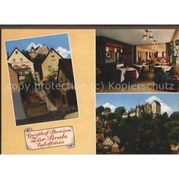 71519546 Egloffstein Gasthof Zur Linde Egloffstein
