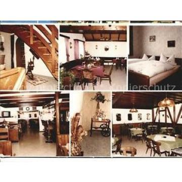 72489638 Blankenbach Sontra Hotel Restaurant Zur Linde Sontra