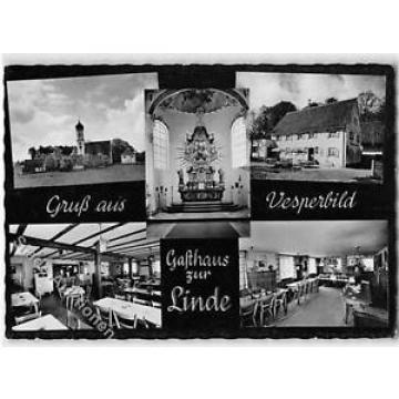 39119145 - Vesperbild. Gasthaus zur Linde ungelaufen  Gute Erhaltung.
