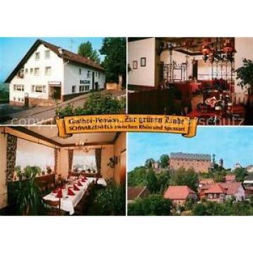 32957284 Schwarzenfels Gasthof Zur gruenen Linde Sinntal