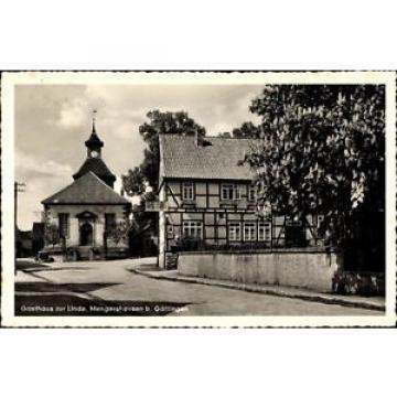 Ak Mengershausen Rosdorf Landkreis Göttingen, Gasthaus zur Linde,... - 1571351