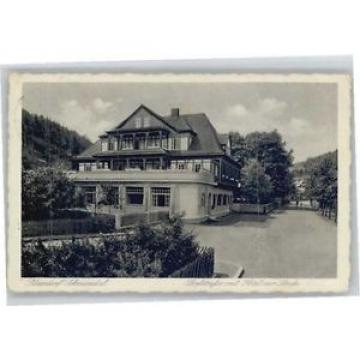 40634803 Sitzendorf Thueringen Sitzendorf Dorfstrasse Hotel zur Linde x Sitzendo