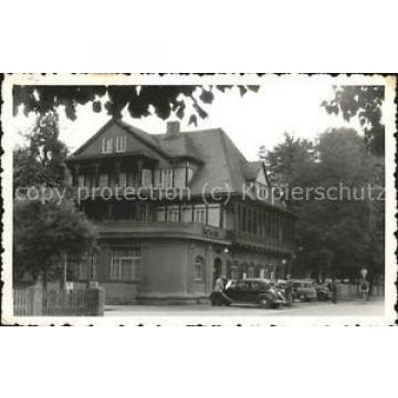 41466300 Sitzendorf Thueringen Hotel zur Linde Sitzendorf Schwarzatal