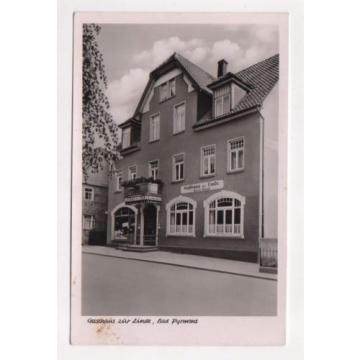 AK Bad Pyrmont Gasthaus Zur Linde