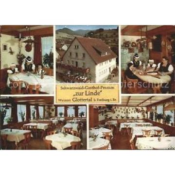 72031958 Glottertal Gasthof-Pension Zur Linde  Glottertal Schwarzwald