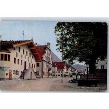 51537183 - Reutte Hauptstrasse Rathaus historische Linde