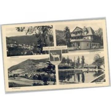 40634779 Sitzendorf Thueringen Sitzendorf HO Hotel Zur Linde Badeanstalt * Sitze