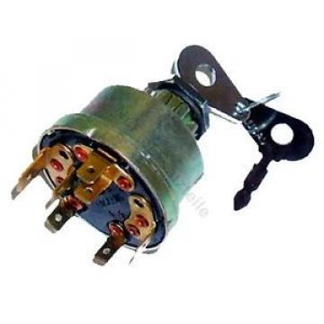 Zündschloss LUCAS für Linde (7 Pin, 4 Stellungen) Gabelstapler Hubwagen
