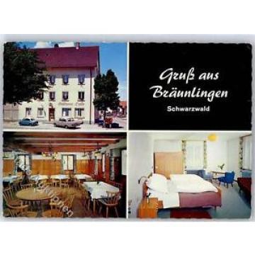 51431767 - Braeunlingen Gasthaus Linde Gastraum Gaestezimmer Preissenkung