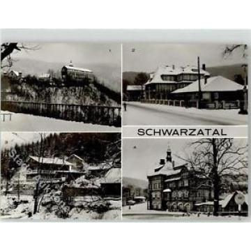 52197350 - Schwarzburg Winter Schwarzatal Schloss Gasthaus Zur Linde Schweizerha