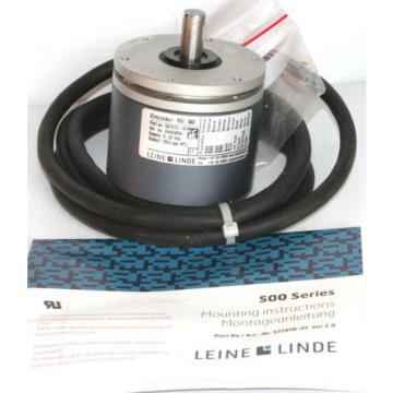 Leine Linde RSI503 Incremental Encoder 507670-01  10241 ppr HTL