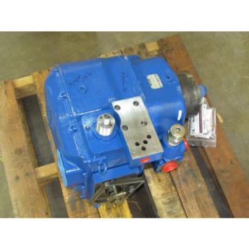 REXROTH BRUENINGHAUS A2V-107-HM-0R-1-G-10-7-E0PM HYDRAULIC PUMP REBUILT