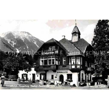 12880651 Innsbruck Gasthaus Pension Zur Linde Hungerburg Innsbruck