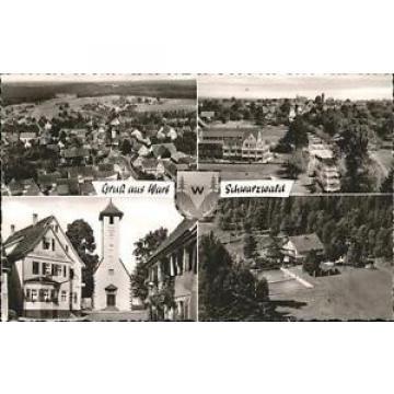 41212957 Wart Altensteig Gasthaus Linde Schwimmbad Altensteig