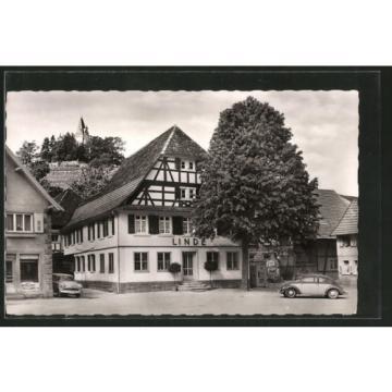 tolle AK Kappelrodeck, Gasthaus zur Linde, Linde
