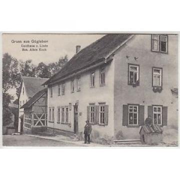 99334 Gügleben Gasthaus zur Linde  (r1045)
