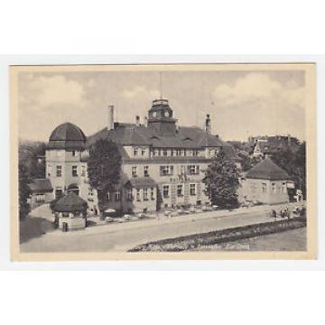 Markkleeberg, ungebr. sw AK Rathaus m. Gasthaus Zur Linde