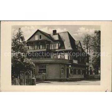 41462431 Sitzendorf Thueringen Hotel zur Linde Sitzendorf Schwarzatal
