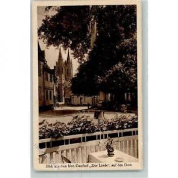 52259550 - Geisenheim , Rheingau Blick vom Gasthaus Zur Linde Dom