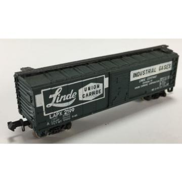 ATLAS - Linde Union Carbide LAPX 2199 Freight Car - N Scale - With Box