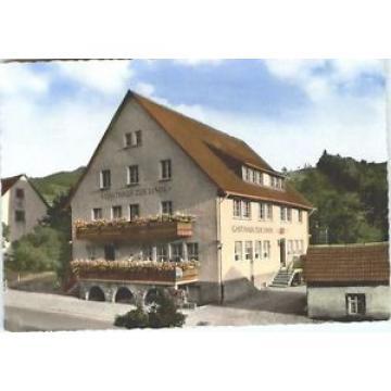 40728875 Glottertal Glottertal Pension Zur Linde x Glottertal Schwarzwald