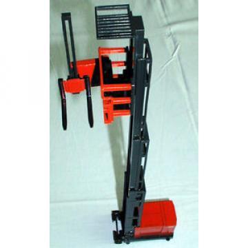 SPUR 1 Linde K13  Gabelstapler Stapler forklift  SEHR SELTEN NEU,OVP