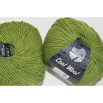 """Wolltruhe!  Lana Grossa   """"  Cool Wool  """"   Fb.  471  linde 50g"""