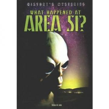 What Happened at Area 51? by Barbara M. Linde Paperback Book (English)