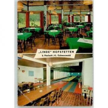 52388068 - Hofstetten , Kinzigtal Gasthaus Linde Besitzer Albert Kaspar