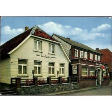 Ak Hitzacker Niedersachsen, Hotel Zur Linde - 1242070