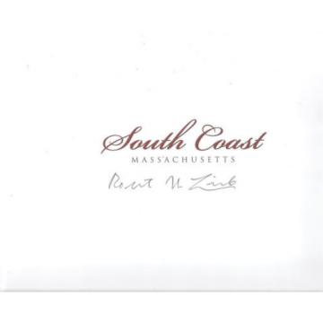 Signed copy ~ South Coast Massachusetts by Robert Linde hc/dj 2006 PHOTOGRAPHY