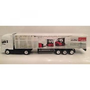Linde Suffel Service Lorry  forklift truck fork lift MiB