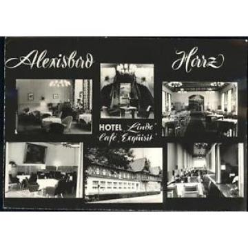 41239298 Alexisbad Harz Hotel Linde, Cafe Exquisit Harzgerode