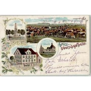 51916731 - Oberschopfheim Leutkirchlein Gasthaus zur Linde Kriegerdenkmal