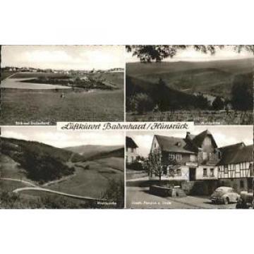 40932839 Badenhard Badenhard Hunsrueck Gasthaus Pension zur Linde x Badenhard