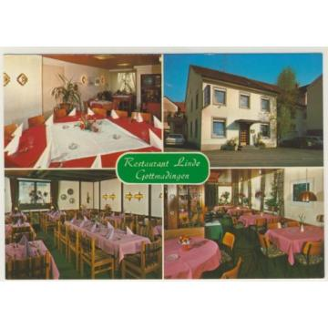 AK _ Restaurant Linde in Gottmadingen _ak150